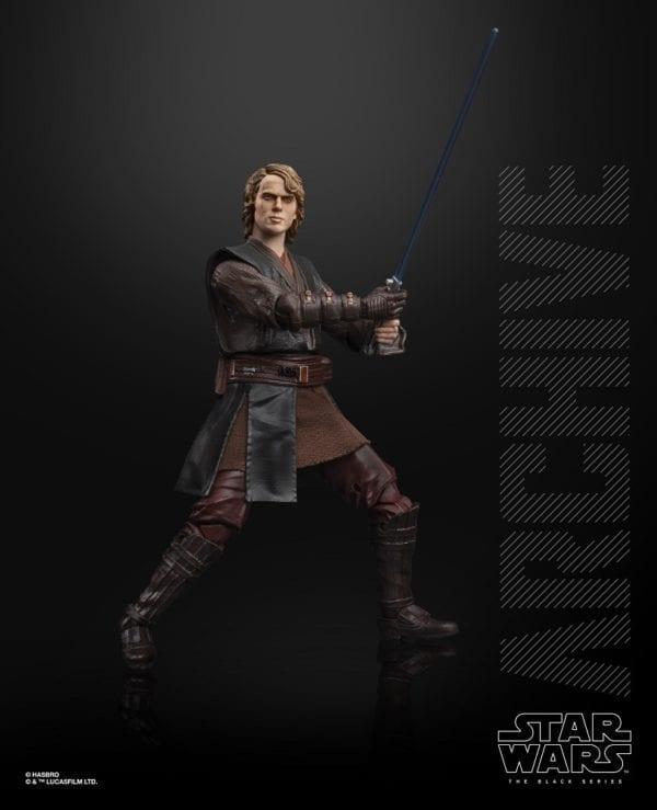 Hasbro presenta Star Wars: The Black Series Archive Collection