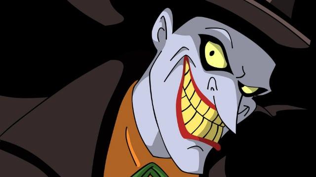 Alan Tudyk dando voz al Joker en la serie animada Harley Quinn