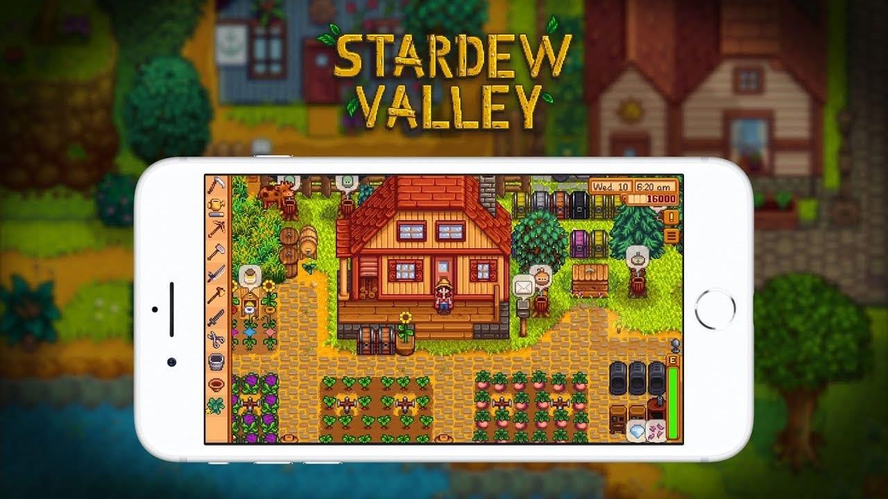 Stardew Valley ahora disponible en iOS