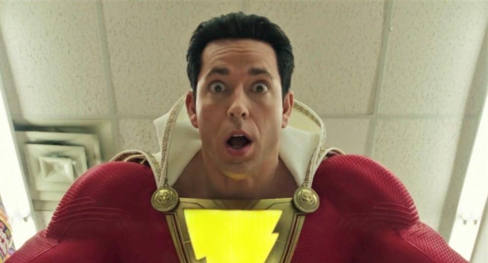 DC Shazam!  listo para someterse a tres semanas de reshoots en noviembre