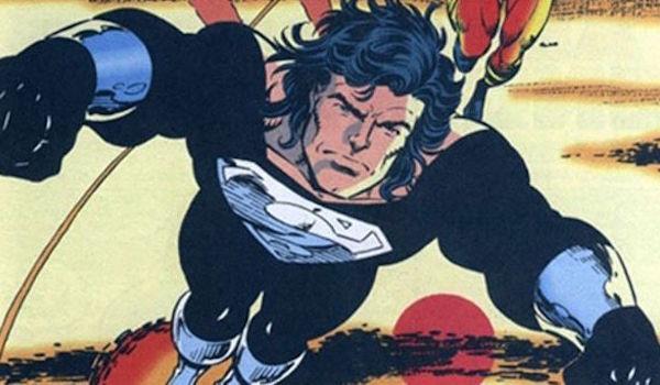 ACTUALIZACIÓN: las fotos del cruce de Arrowverse 'Elseworlds' cuentan con el traje negro de Superman y The Monitor