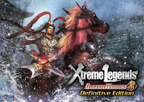 Dynasty Warriors 8 Xtreme Legends Definitive Edition llegará a Nintendo Switch