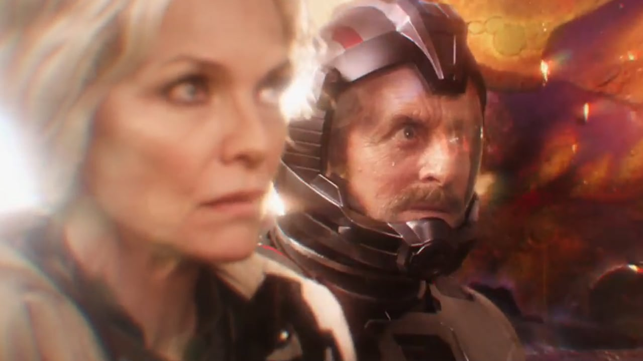 Michael Douglas confirma que el Reino Cuántico es 'clave' en Avengers 4