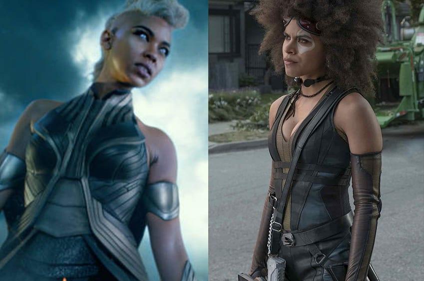 Zazie Beetz de Deadpool 2 audicionó para Storm en X-Men: Apocalypse