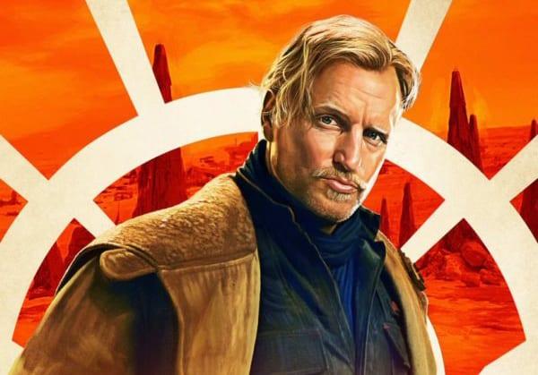 Woody Harrelson aceptó el papel de Solo: A Star Wars Story en parte debido a Phoebe Waller-Bridge