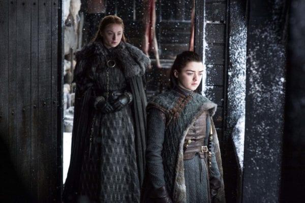 Maisie Williams habla sobre la última escena de Juego de Tronos de Arya