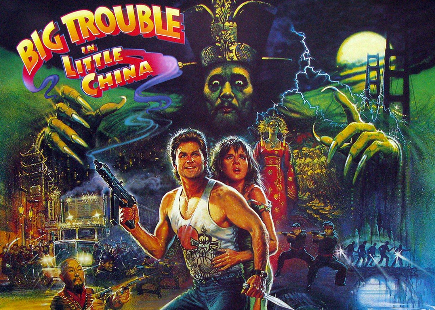John Carpenter explica la secuela de Dwayne Johnson's Big Trouble in Little China