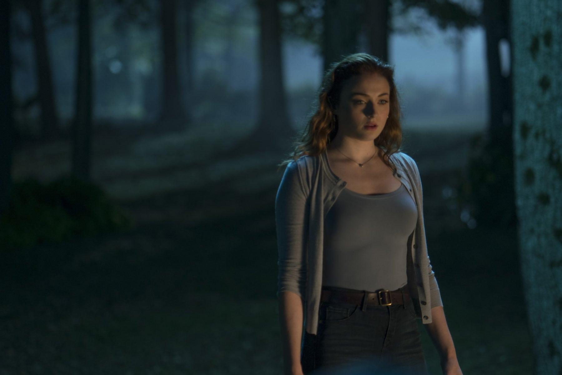 Sophie Turner de X-Men revela la investigación sobre salud mental que hizo para su papel de Dark Phoenix