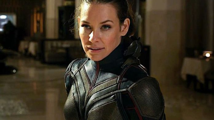 Evangeline Lilly sobre el rodaje de la escena post-créditos Ant-Man and the Wasp