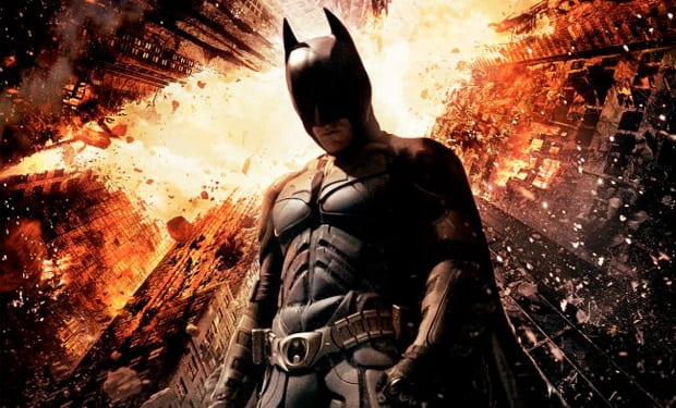 Gotham Batsuit inspirado en The Dark Knight Rises
