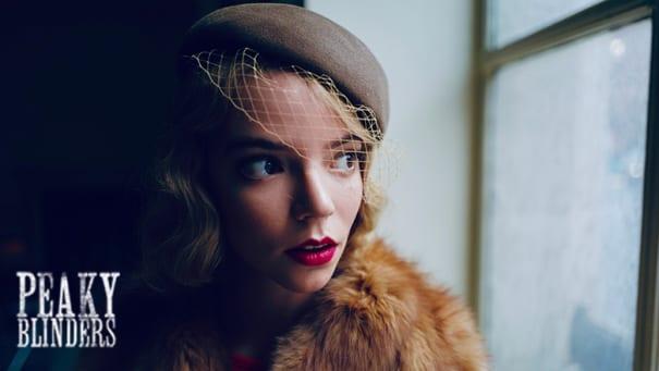 Anya Taylor-Joy se une a Peaky Blinders para la serie 5