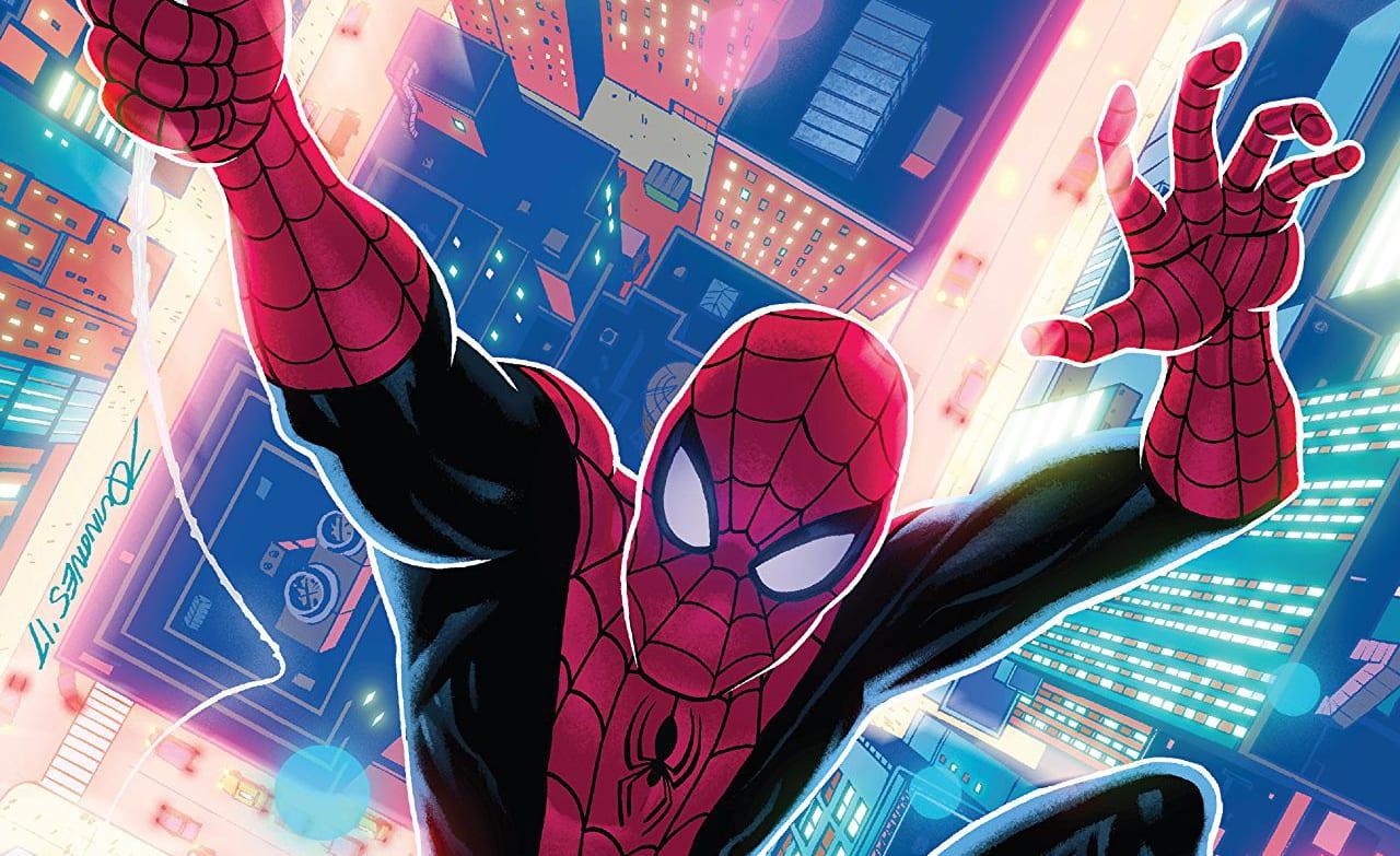 Spidey consigue un nuevo traje rojo y negro en las últimas fotos del set de Spider-Man: Far From Home
