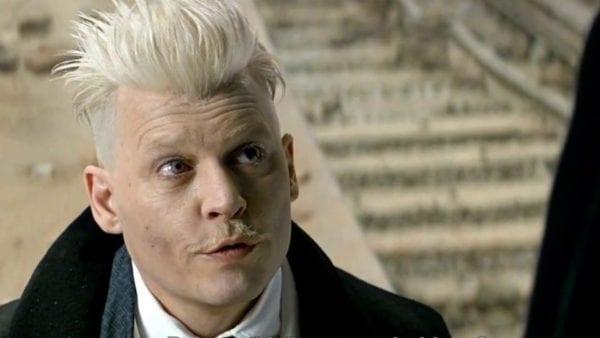 Johnny Depp confirma que volverá como Grindelwald en Fantastic Beasts 3