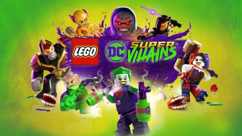 Se revela el tráiler de lanzamiento de LEGO DC Super-Villains