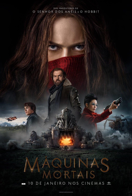 Exclusivo: el director de Mortal Engines, Christian Rivers, 'amaría' dirigir una secuela (a menos que Peter Jackson quiera tomar el timón)