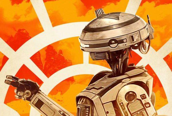 George Lucas influyó en L3-37 en Solo: A Star Wars Story