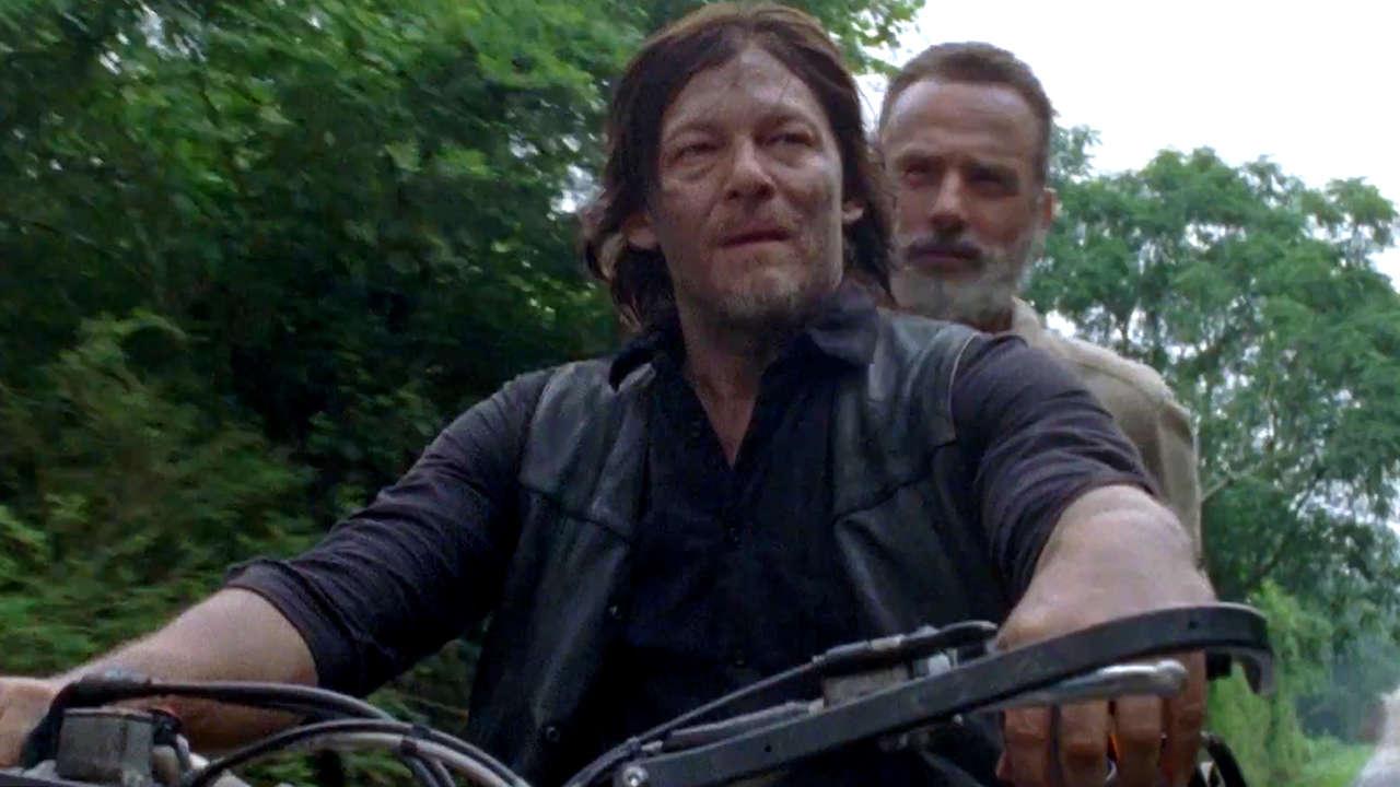 El showrunner de The Walking Dead habla sobre el papel ampliado de Daryl en la temporada 9