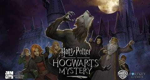 Encuentra las artes oscuras con Harry Potter: Hogwarts Mystery Halloween content