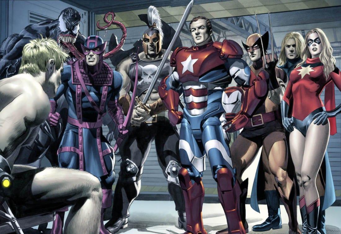 Rumor: Marvel Studios tiene un guión para una película de Dark Avengers