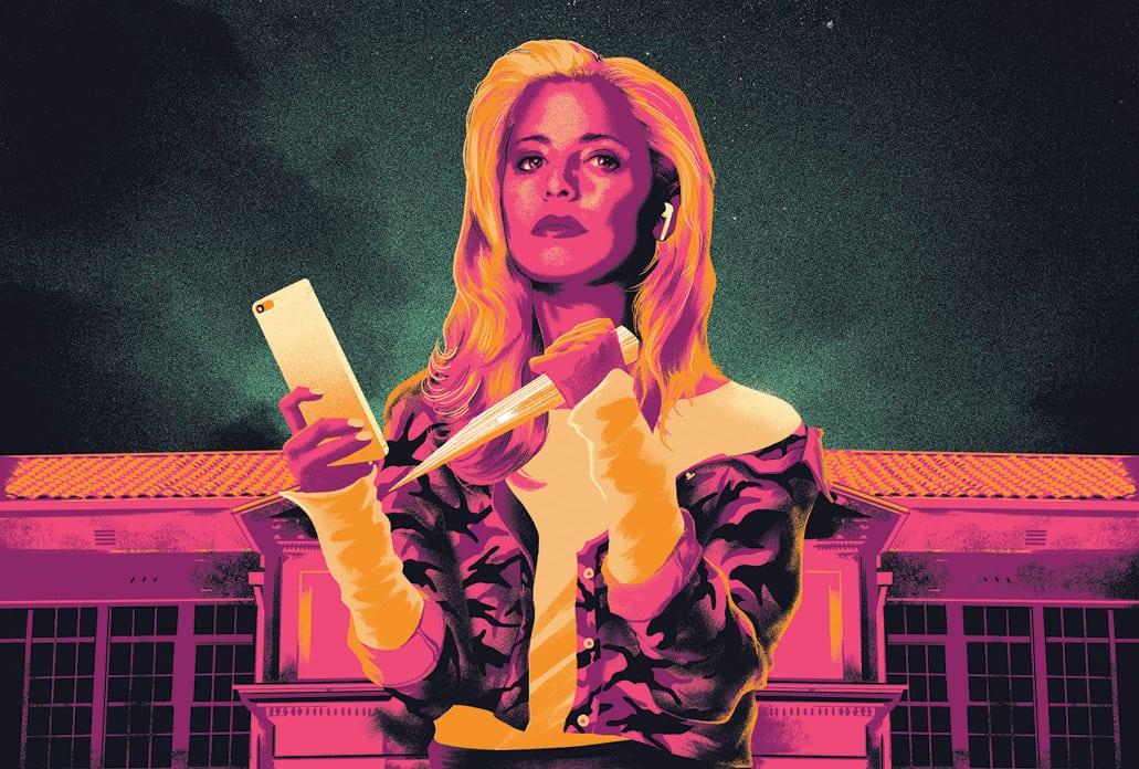 ¡Auge!  Studios revela el equipo creativo de Buffy the Vampire Slayer y sus variantes