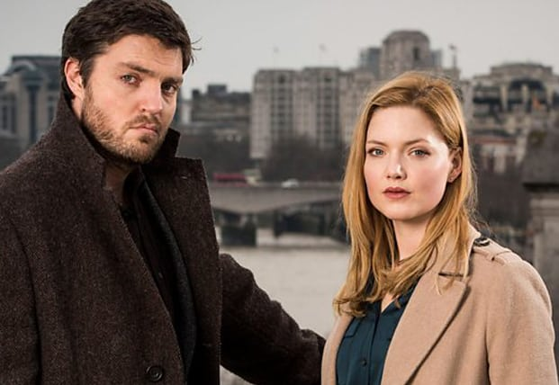 La huelga de JK Rowling regresa a BBC One con Lethal White