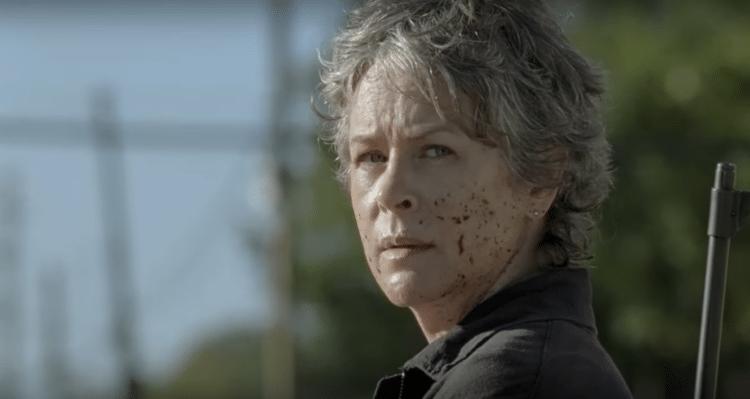 Melissa McBride canta elogios del nuevo showrunner de The Walking Dead