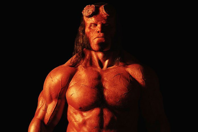 Hellboy ha sido retrasado tres meses