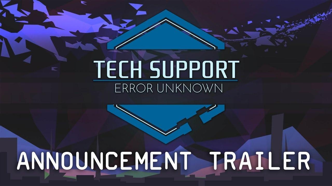Iceberg Interactive anuncia nuevo soporte técnico de aventura / rompecabezas: error desconocido