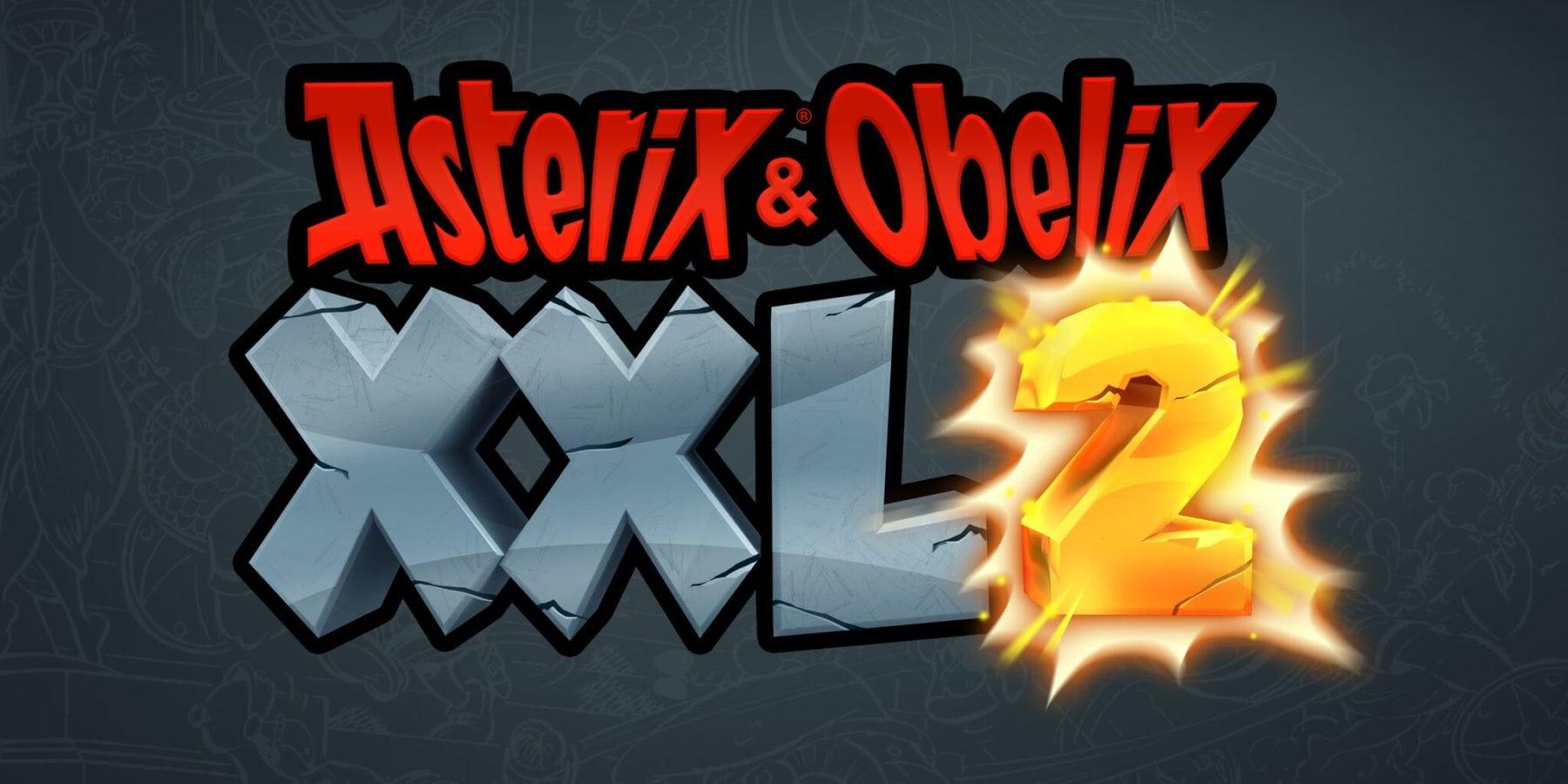 Asterix y Obelix XXL2 llegarán a PC y consola este noviembre