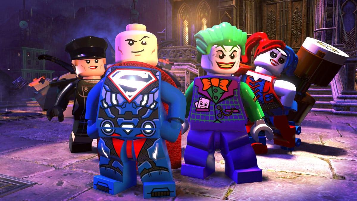 Lista completa de personajes jugables de LEGO DC Super Villains filtrados