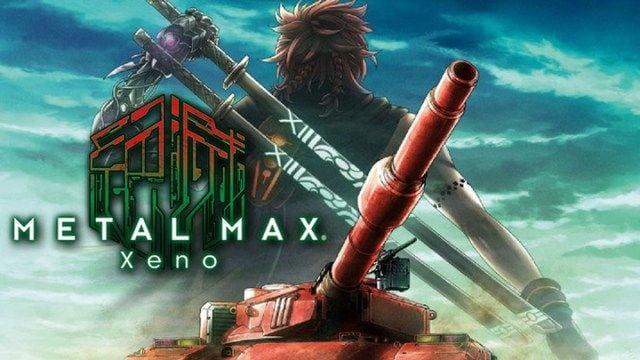 Metal Max Xeno ahora disponible en Playstation 4