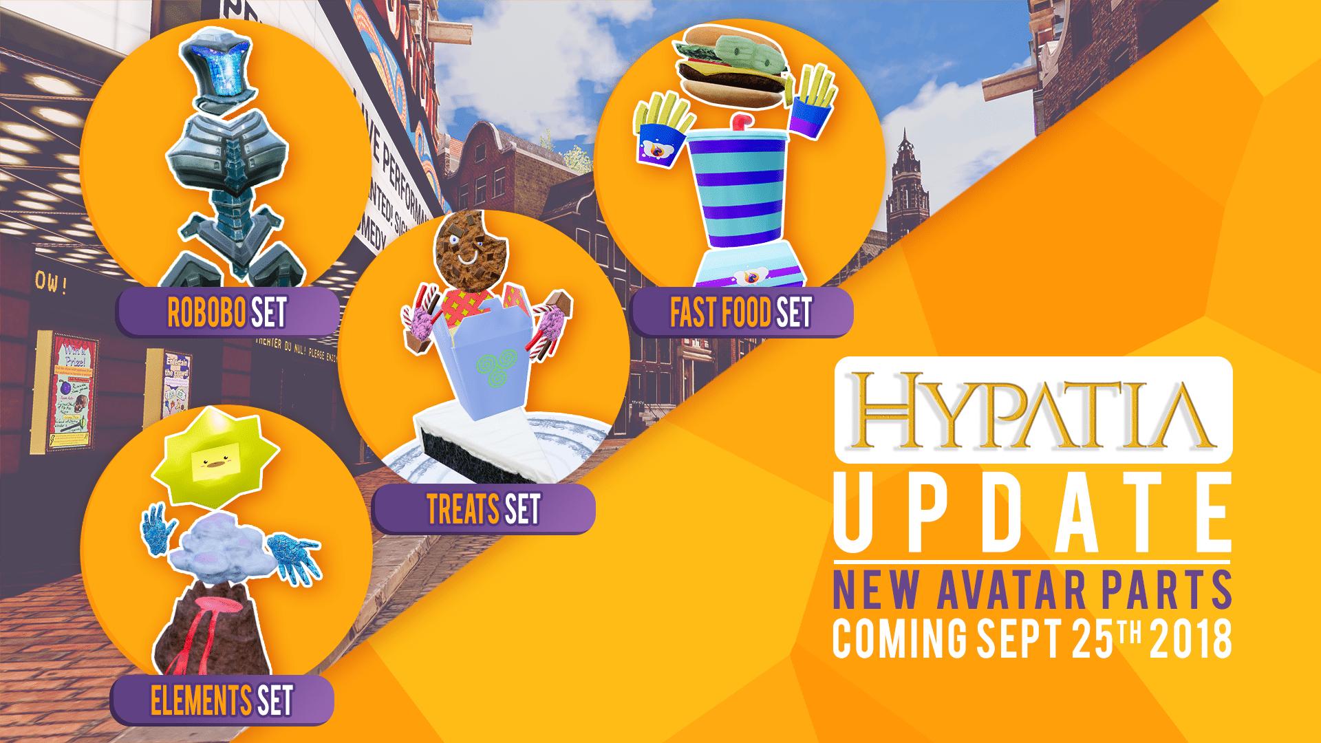 Llega nueva actualización para Hypatia
