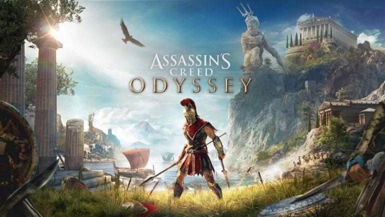 Manos a la obra con Assassin's Creed: Odyssey en EGX 2018