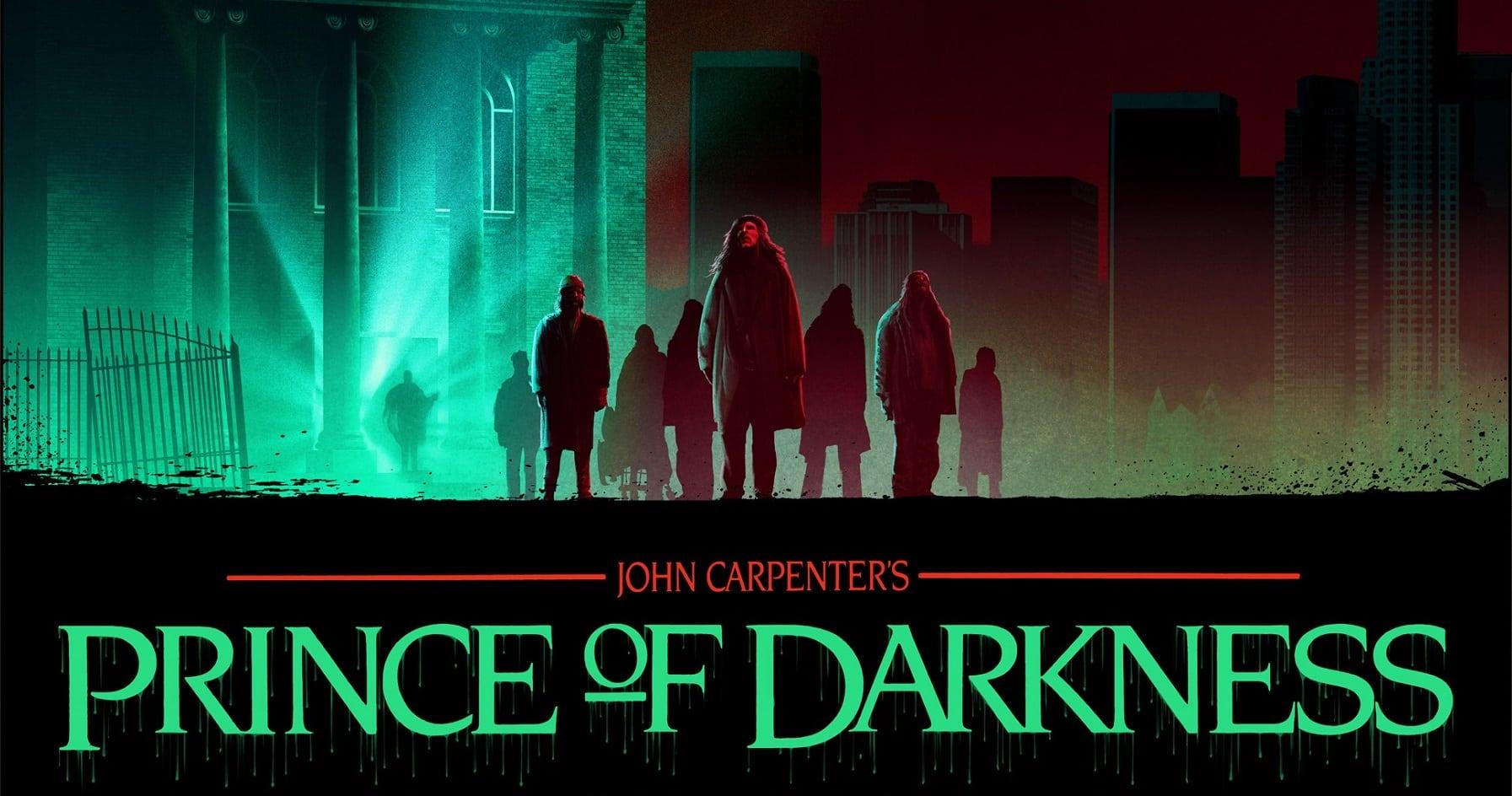 John Carpenter se burla de una posible serie de televisión Prince of Darkness