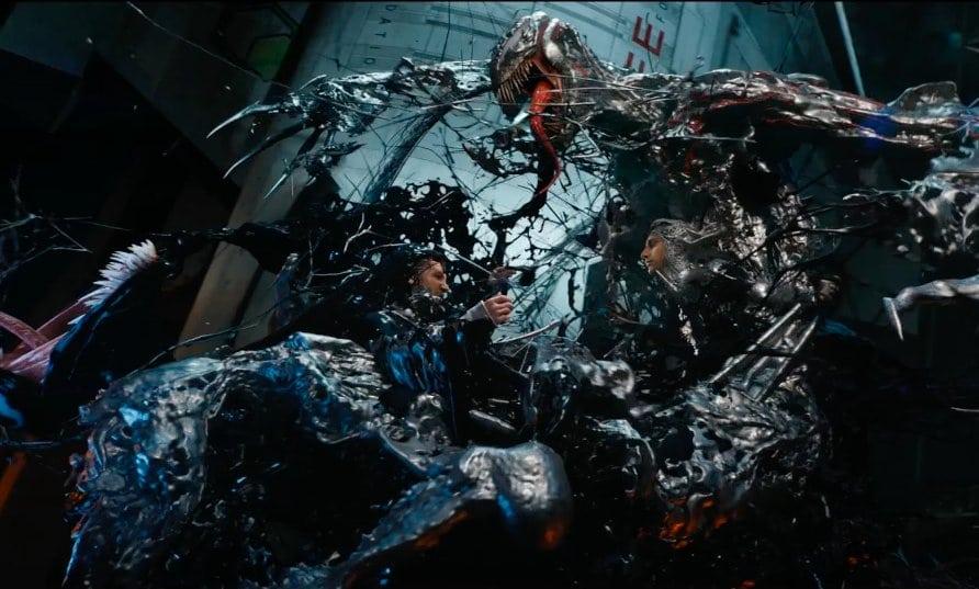 El supervisor de efectos visuales de Venom revela el origen de los simbiontes en la película