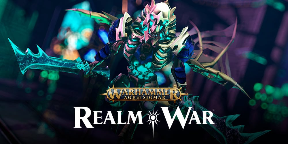 Warhammer Age of Sigmar: Realm War disponible ahora