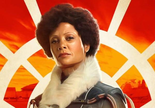 Solo: una coguionista de Star Wars Story cree que Thandie Newton fue