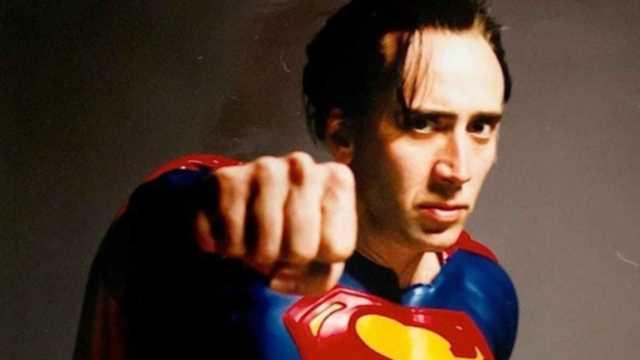 Nicolas Cage dice que Henry Cavill es 'un muy buen Superman', todavía le encantaría interpretar el personaje él mismo