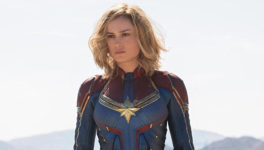 El primer trailer de Captain Marvel llegará el martes