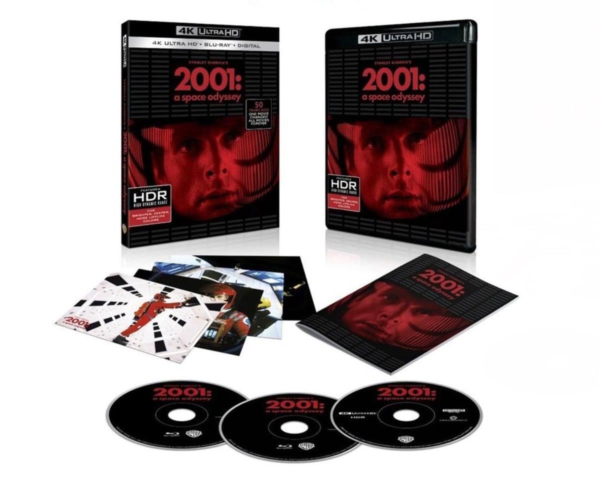 2001 de Stanley Kubrick: Una odisea del espacio que recibe un lanzamiento de restauración 4K en octubre