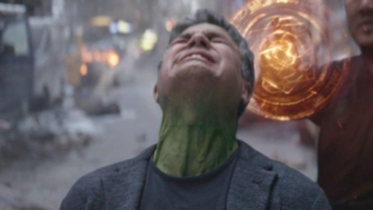 Mark Ruffalo sobre el conflicto entre Hulk y Bruce Banner al entrar en Avengers 4