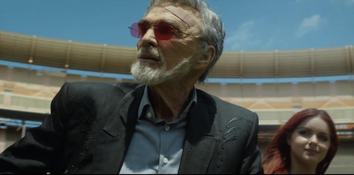 Burt Reynolds aún no había filmado Érase una vez de Quentin Tarantino en Hollywood