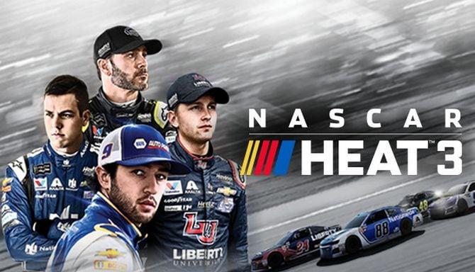 NASCAR Heat 3 ahora disponible para PC y consolas