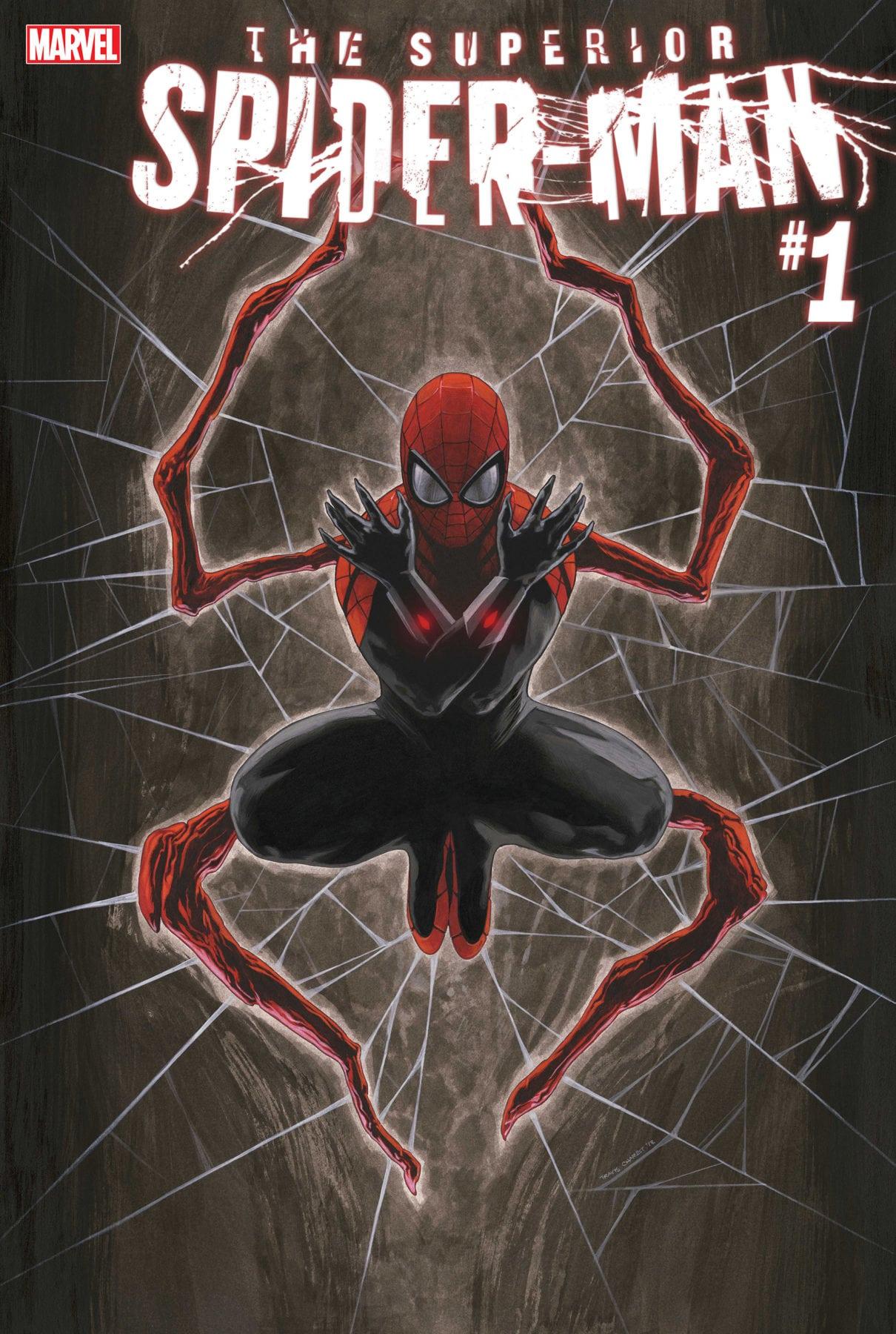 Otto Octavius 'Superior Spider-Man regresa para una nueva serie en curso este diciembre