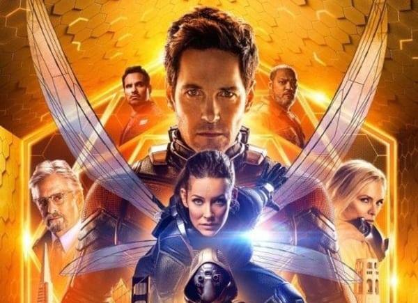 Marvel's Ant-Man and the Wasp supera los $ 600 millones en todo el mundo
