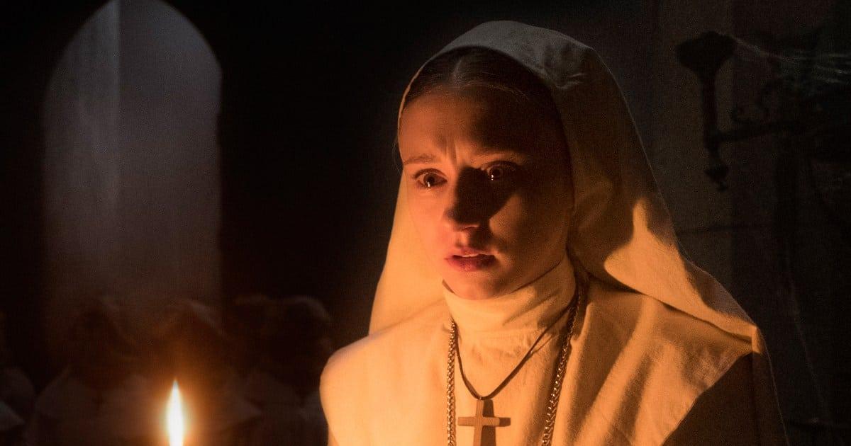 Las estrellas Nun revelan experiencias aterradoras mientras hacen la película