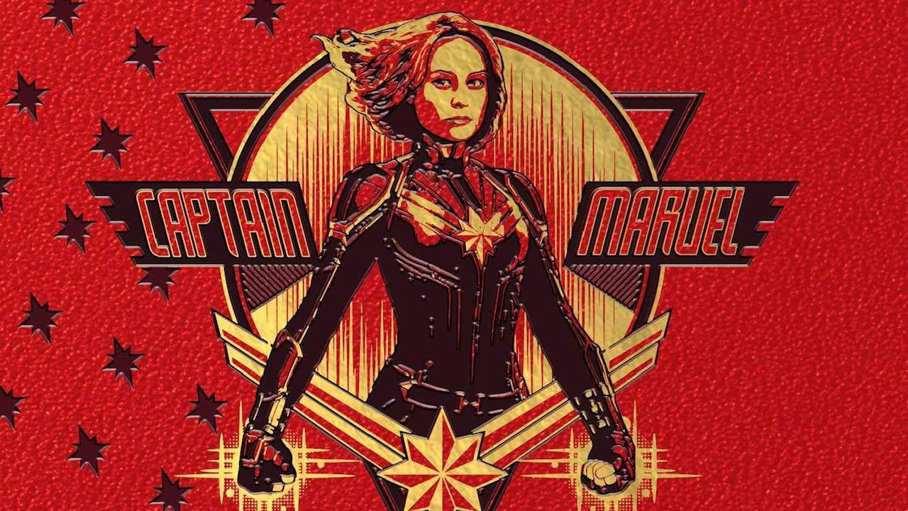 Brie Larson amenaza con romper el internet con el Capitán Marvel en algún momento hoy
