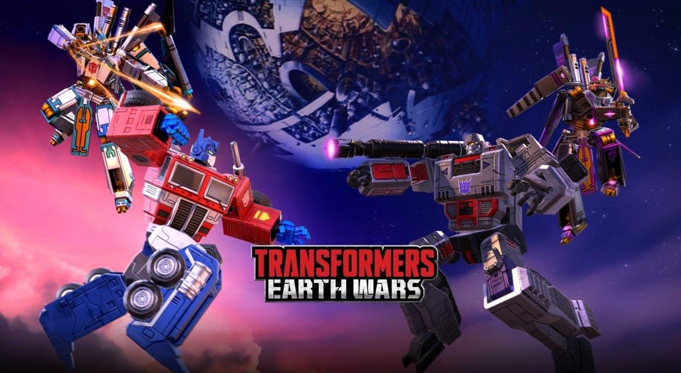 Nuevos personajes llegan a Transformers: Earth Wars