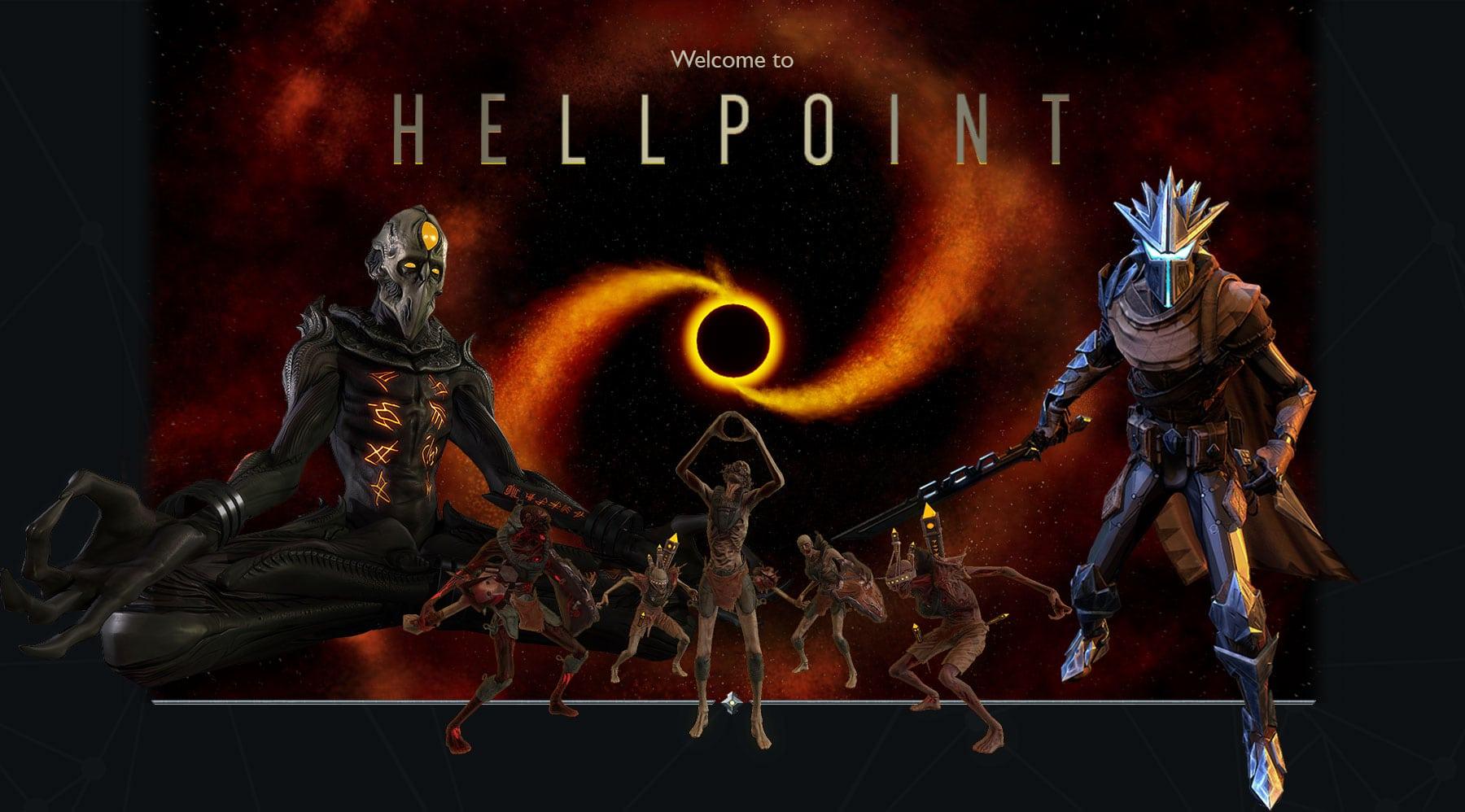 Dark RPG de acción de ciencia ficción Hellpoint llegará a PC y consolas
