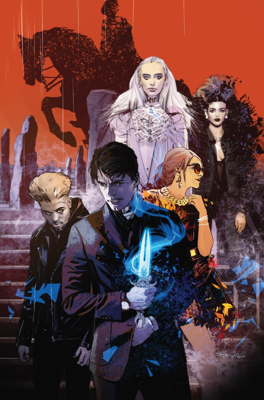 Legendary Comics anuncia nueva serie Acursian protagonizada por John Barrowman